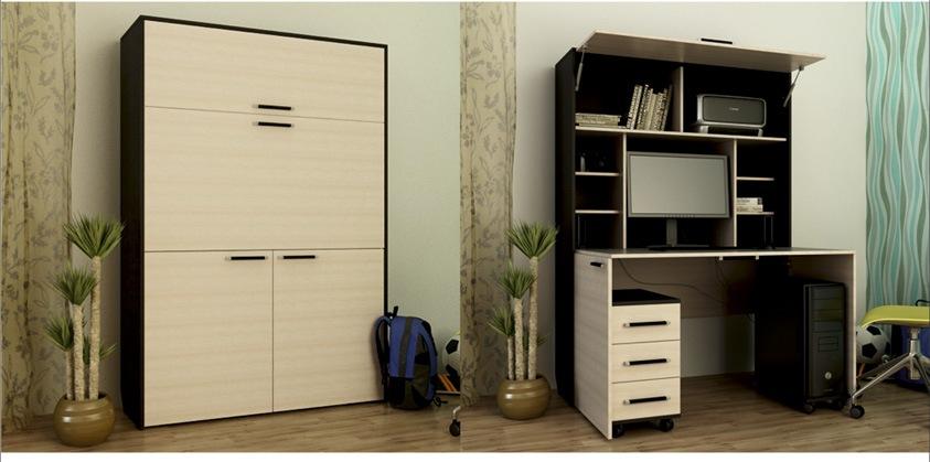 Компьютерный стол трансформер мебель трансформеры и дизайн м.